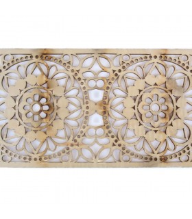 Arabian Celosia Openwork - Wood Laser Cut - Model 12 - 50 cm