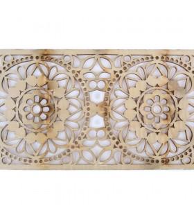 Celosia Arabe Calada - Madera Corte por Laser - Modelo 12 - 50 cm