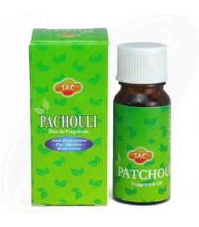 Aceite Esencial Aromático Quemadore- SAC - Olor PATCOULI- 10ml