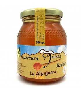 Azahar Honey from the Alpujarra - Natural Energy Source