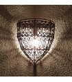 Apply Arab Lattice - DELUXE - Wrought Iron - Model HASIRA
