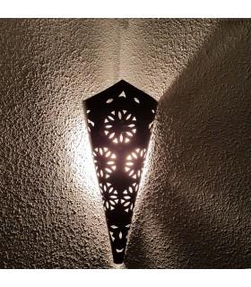 Wall Lamp Openwork Iron - Mandala Design - Model DAAIRA