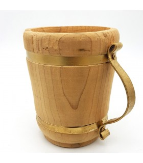 Wooden Beer Mug - 100% Handmade - Khashab Model