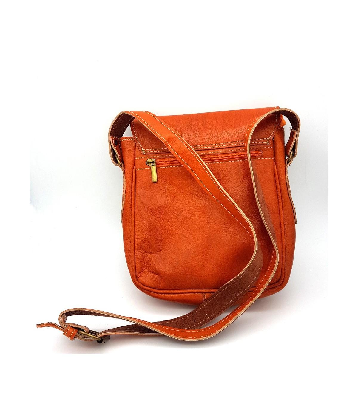 grande descuento venta excepcional gama de colores estilo clásico Bolso Cuero Hombre - 100% Natural - Marroquineria - Modelo JADID
