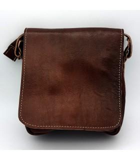 Bolso Cuero Hombre - 100% Natural - Marroquineria - Modelo JADID