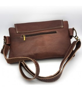 Leather Handbag for Women - 100% Leather - DELUXE - WAAR MODEL
