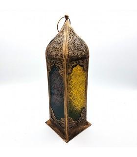 Arabic Lamp or Lantern for Candle - Oriental Design - Model Beirut