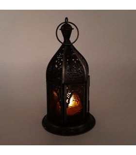 Arabic Candle Lamp - Mosaic Design - Model BAB