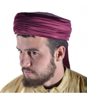 Arabian Cap For Celebrations - Turban Style - Sultan Model