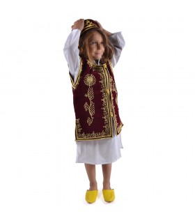 Children's Arab Costume Set - 3 Pieces - Model WALED