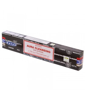 Incense Aura Cleansing - SATYA - 15 gr