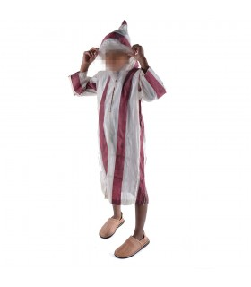 Djellaba Moroccan Celebrations - 100% Cotton - Child