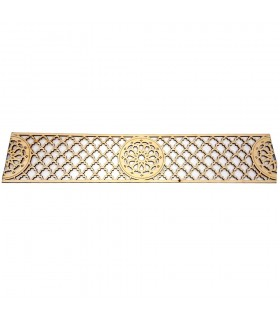 Arabic Decoration Lattice - Laminated Wood Laser Cut - Model 16