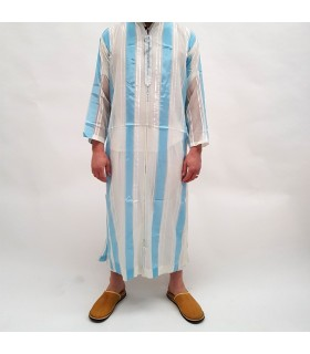 Chilaba - Djellaba Moroccan Celebrations - Deluxe Quality - Fresh Cotton