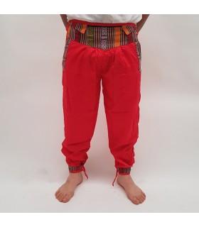 Pantalón  Oriental - Decoración Tapiz Árabe - Mujer