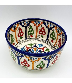 Arabic Ceramic Salad Bowl - Bowl or Bowl - FESI Series