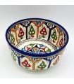 Saladeira Cerâmica Árabe - Tigela ou Tigela - Série FESI