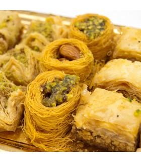 Dolci arabi - grande qualità - assortiti Andalusis - dolce
