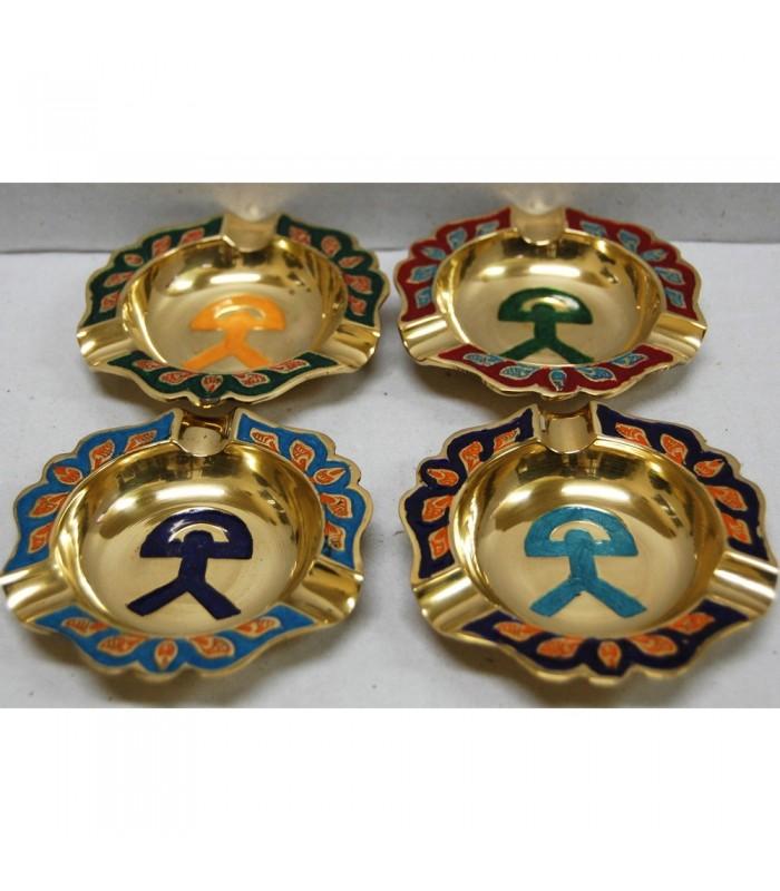 Ashtray Indalo Bronze - Various Colors
