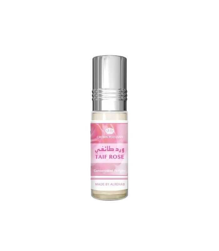 Perfume Rosa del Taif - Al-Rehab 6 ml