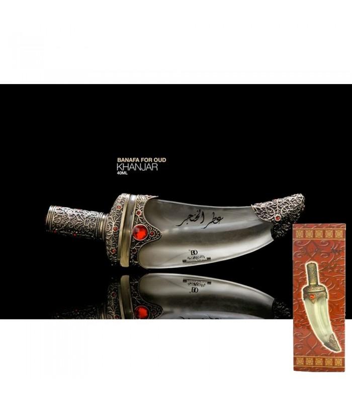Attar khanjar - Perfume Oud Arabia Deluxe