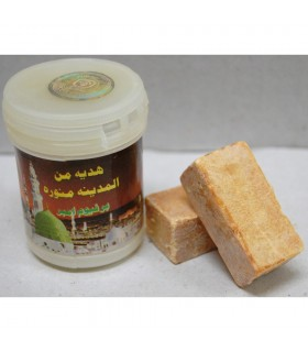 Muschio in pietra - resina - 25 g o 250 g
