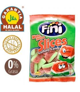 Sandias - Golosia Sin Gluten y Halal - Bolsa Chucherias 100 gr