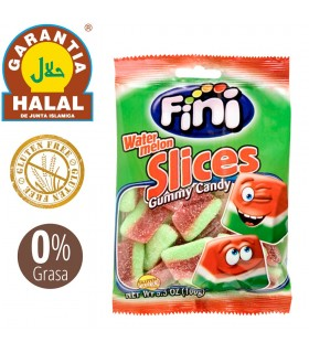 Watermelons - Gluten Free and Halal Golosia - Bag of Chucherias 100 gr