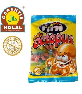 Pulpos - Golosia Sin Gluten y Halal - Bolsa Chucherias 100 gr