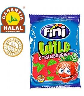 Fragole - Golosia senza glutine e Halal - Sacchetto di Chucherias 100 gr