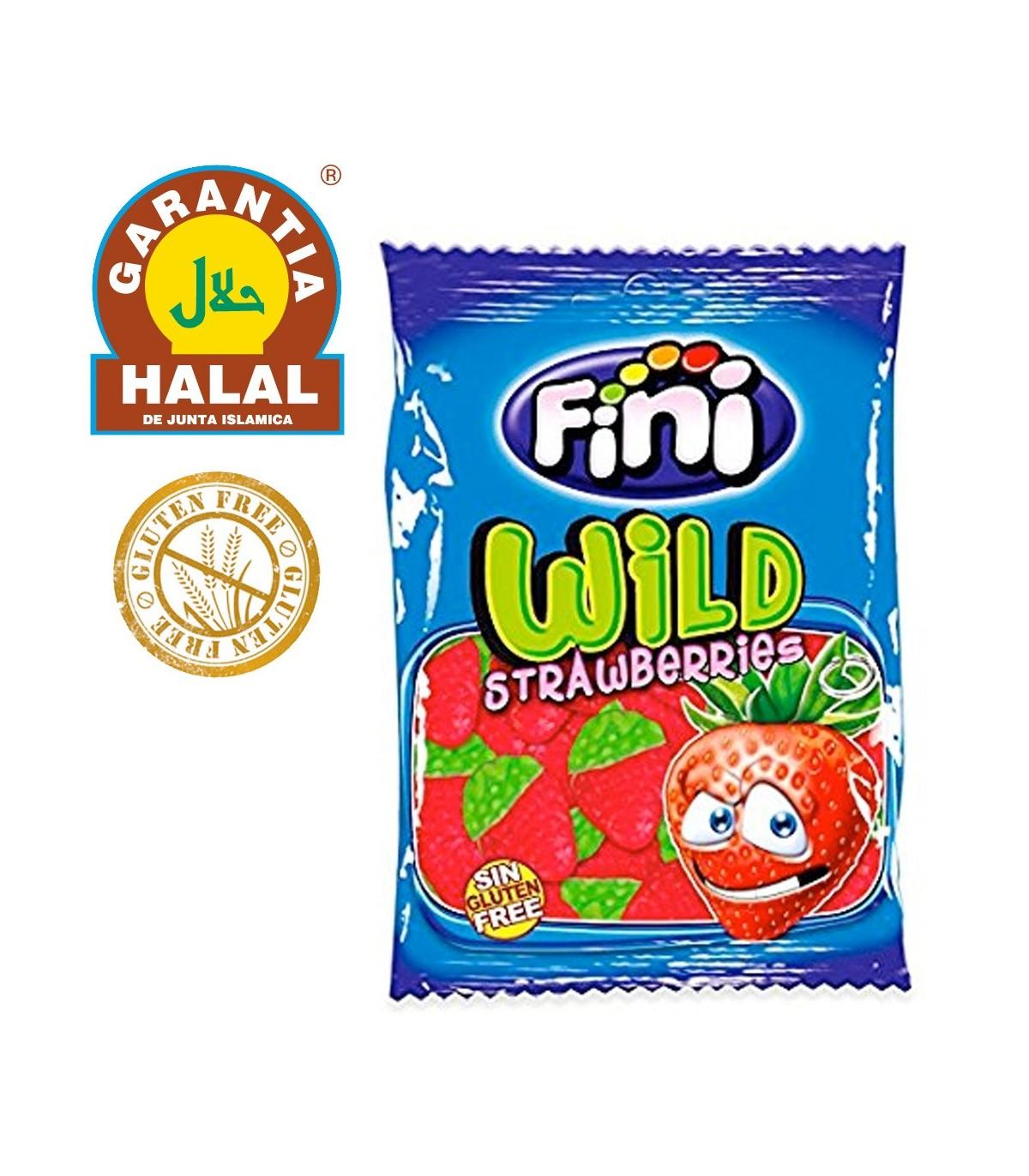 8e1f003be Fresas - Golosina Halal - Chucherías - Chuches - Comprar Online
