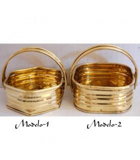 Cestas de bronze - 2 modelos