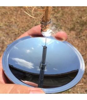 Isqueiro solar - Orgânicos - Natural - Laptop-NEW
