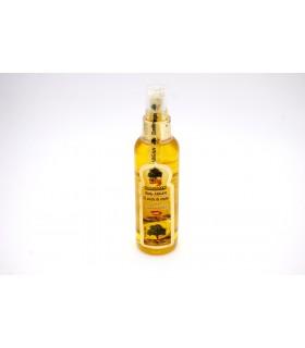 Olio di Argan naturale al 100% - Rigenerante - Anti-età - 100 ml