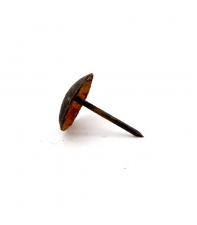 Clavo Forja Antiguo - 3,3 x 3,5 cm
