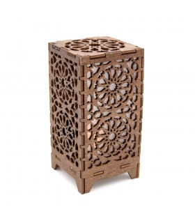 Farol Mini Alhambra - Madeira - Led