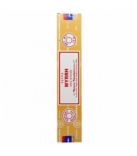 Myrrh Incense - Satya - Great Quality - 15 gr