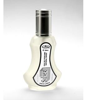 Perfume Silver (35ml) Spray - Al Rehab
