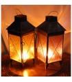 Lantern candle House China - 2 colors