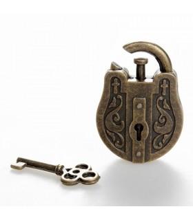 Cadeado Ferro - Puzzle Jogo Puzzle