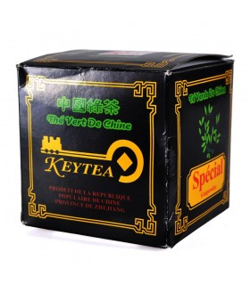 Green tea BAIFANGZI Special Gundpowder 250 Gr.