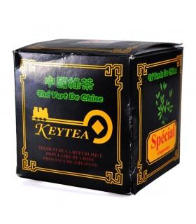 Thé vert BAIFANGZI spécial Gundpowder 250 Gr.