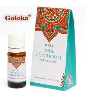 Óleo Essencial - Patchouli puro - Goloka