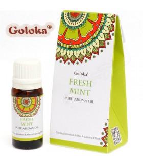 Aceite Esencial - Fresh Mint - Goloka