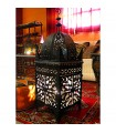 Iron Lamp - Openwork Forge - Arab Design - 40 cm to 1.7 m