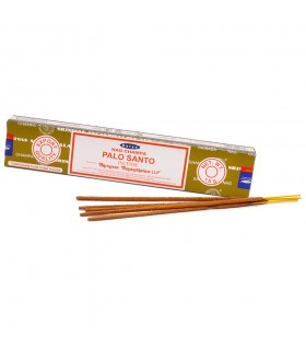 Incienso Natural Palo Santo - Satya - 15 gr