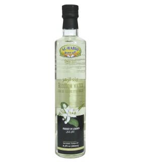 Agua de Azahar - Cristal Bottle - 1st Quality - Al-Rabih