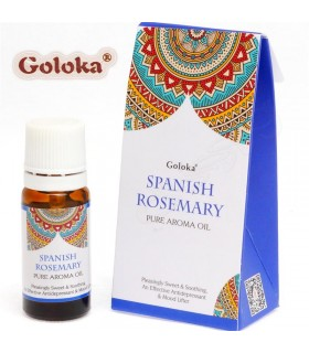 Aceite Esencial - Romero Español - Goloka