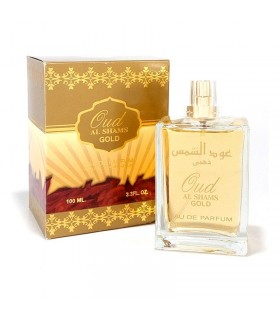 Oud Al Shams GOLD - 100 ml - Perfume Arabe DELUXE