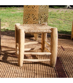 Wood Esparto Stool - 4 Sizes - Recommended